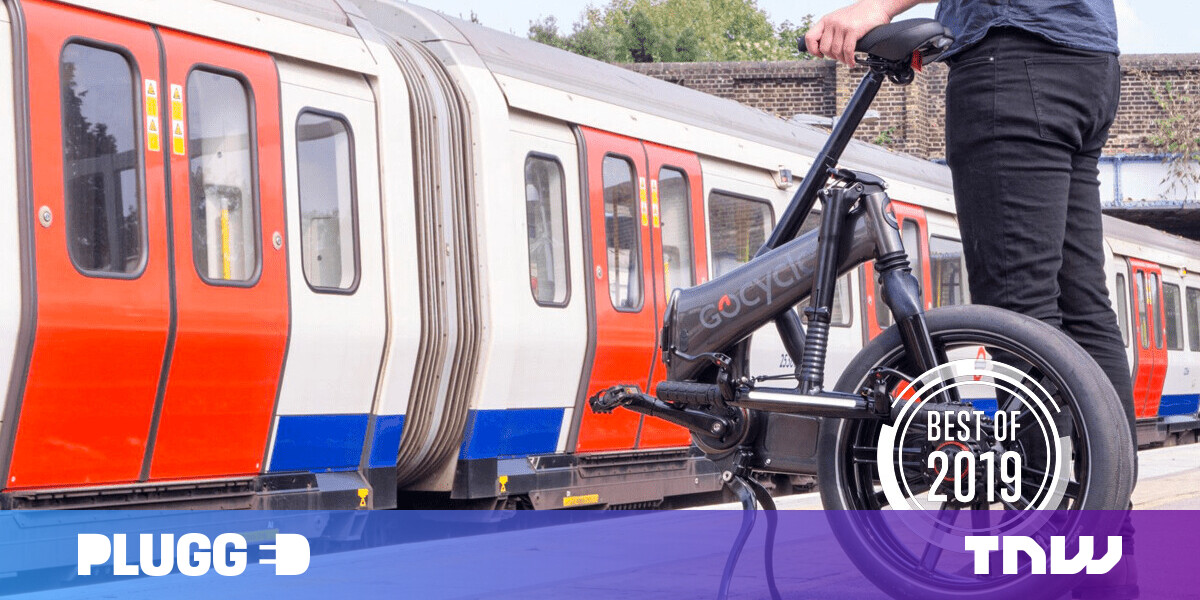 [Best of 2019] The GoCycle GXi is a futuristic, premium e-bike that folds in 10 seconds