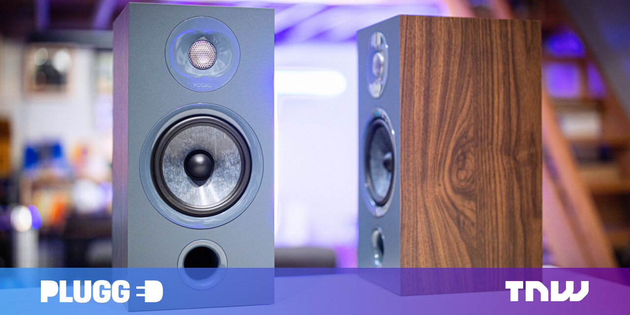 Review: Focal's Chora 806 is a luxury speaker at a heck of a price