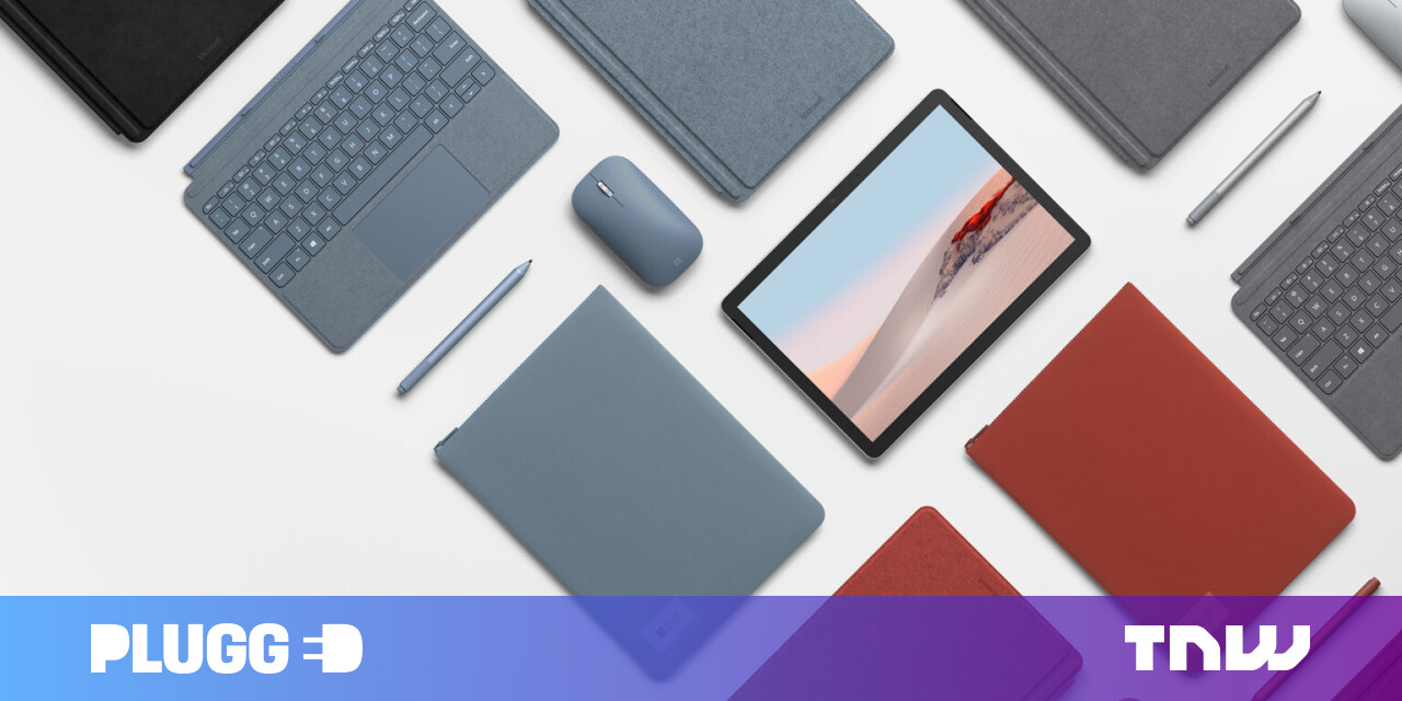Microsoft's $399 Surface Go 2 brings a larger screen and faster processors