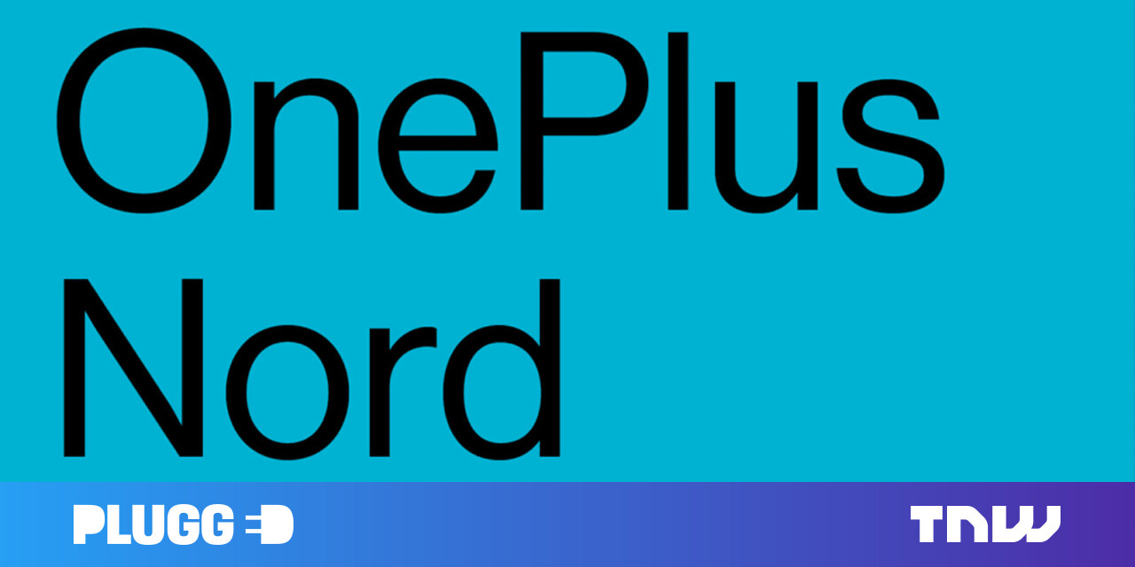 Here's our best look at the OnePlus Nord yet