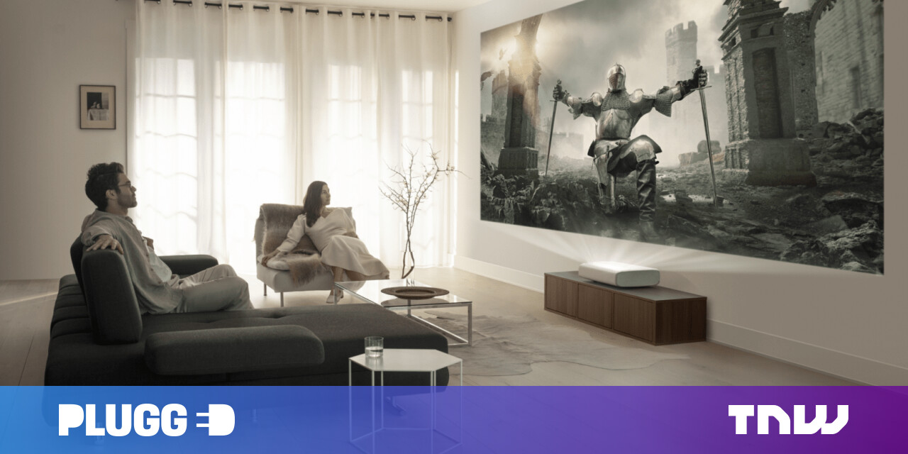 Samsung's 'The Premiere' ultra short throw projectors are now available, starting at $3,500