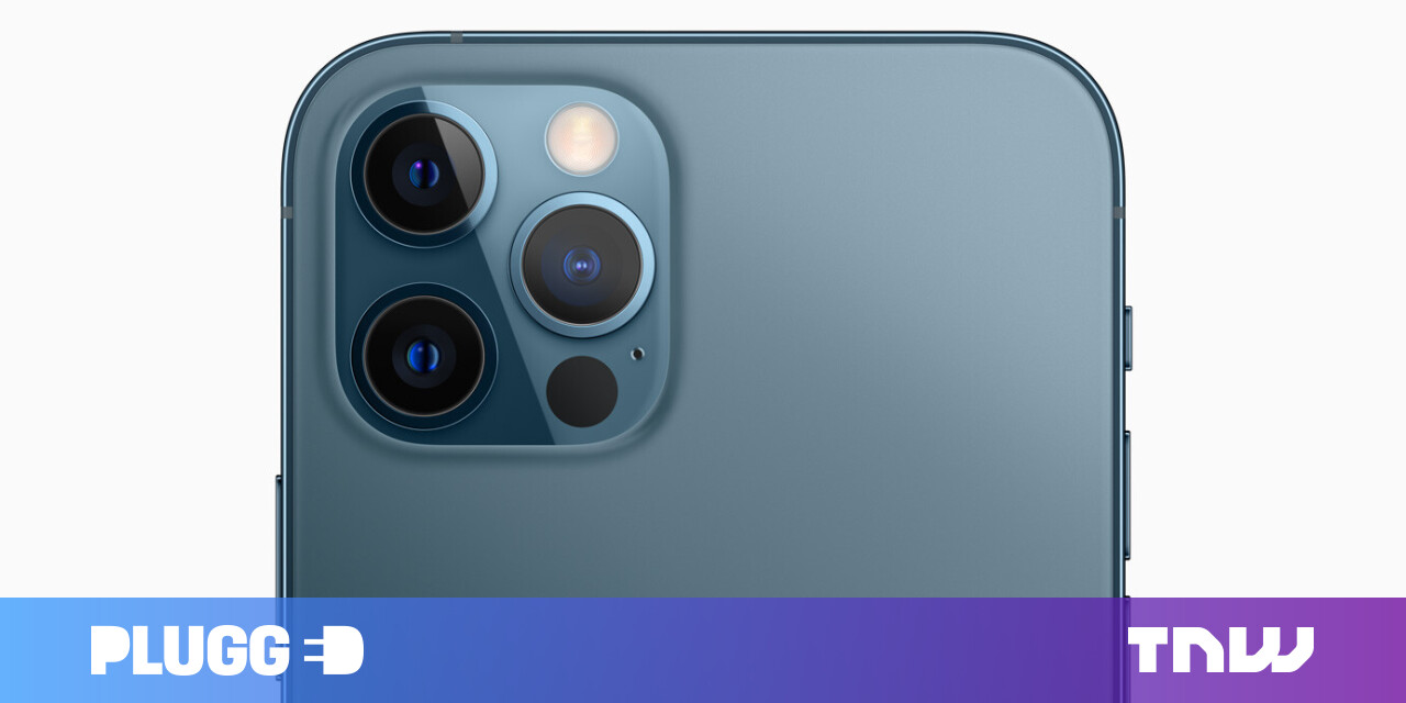 Wait, what's a LiDAR sensor and why's it on the iPhone 12 Pro?