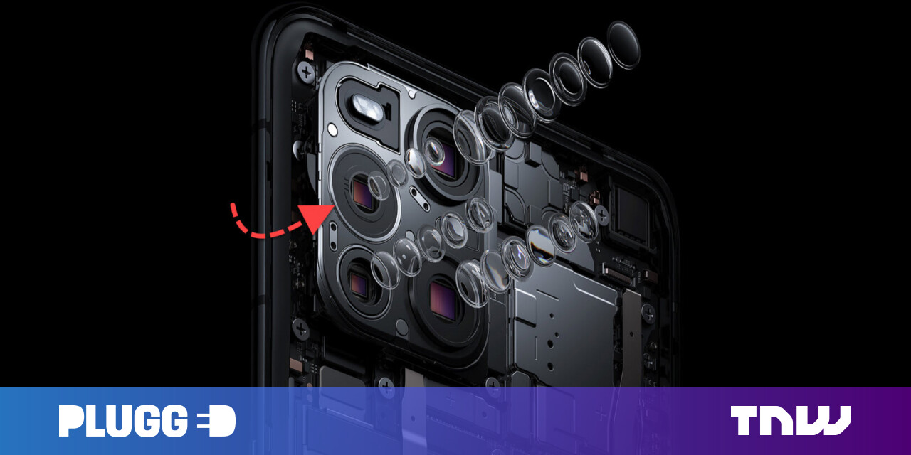 The Oppo Find X3's microscope camera is the kind of gimmick I'm here for - The Next Web
