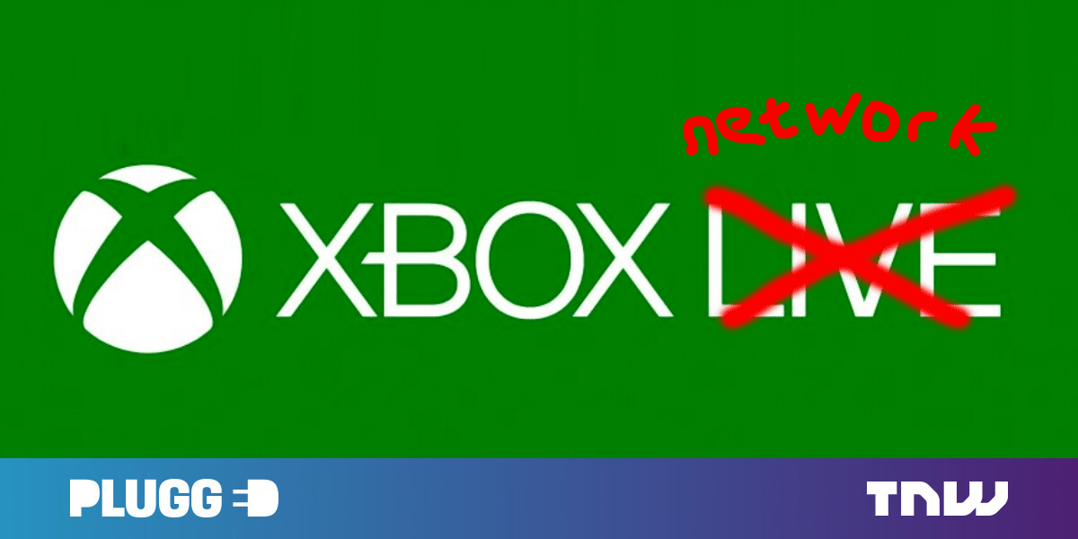 A totally necessary 'analysis' of Microsoft's Xbox Live rebranding