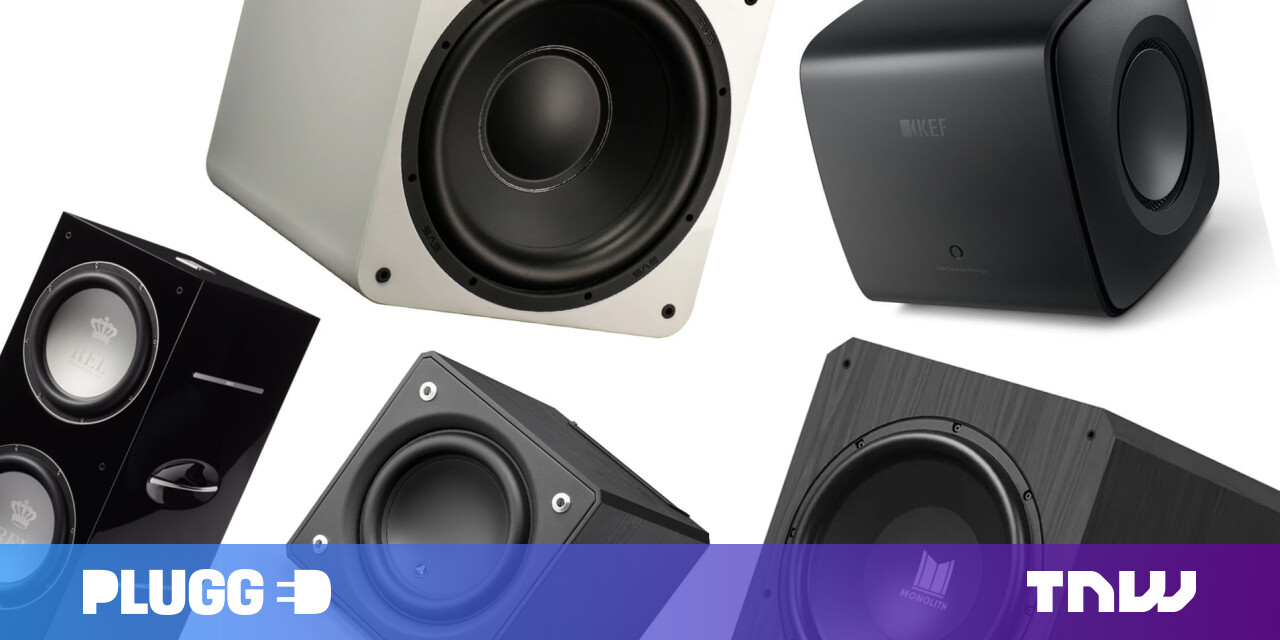 4 reasons your hi-fi setup needs a subwoofer