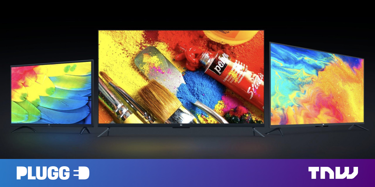 Xiaomi's new smart TVs are cheap and feature-rich – too bad they can't play Netflix