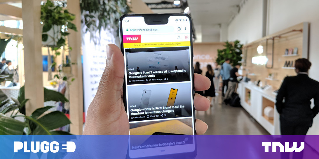 Here's how to hide the Pixel 3 XL's giant notch