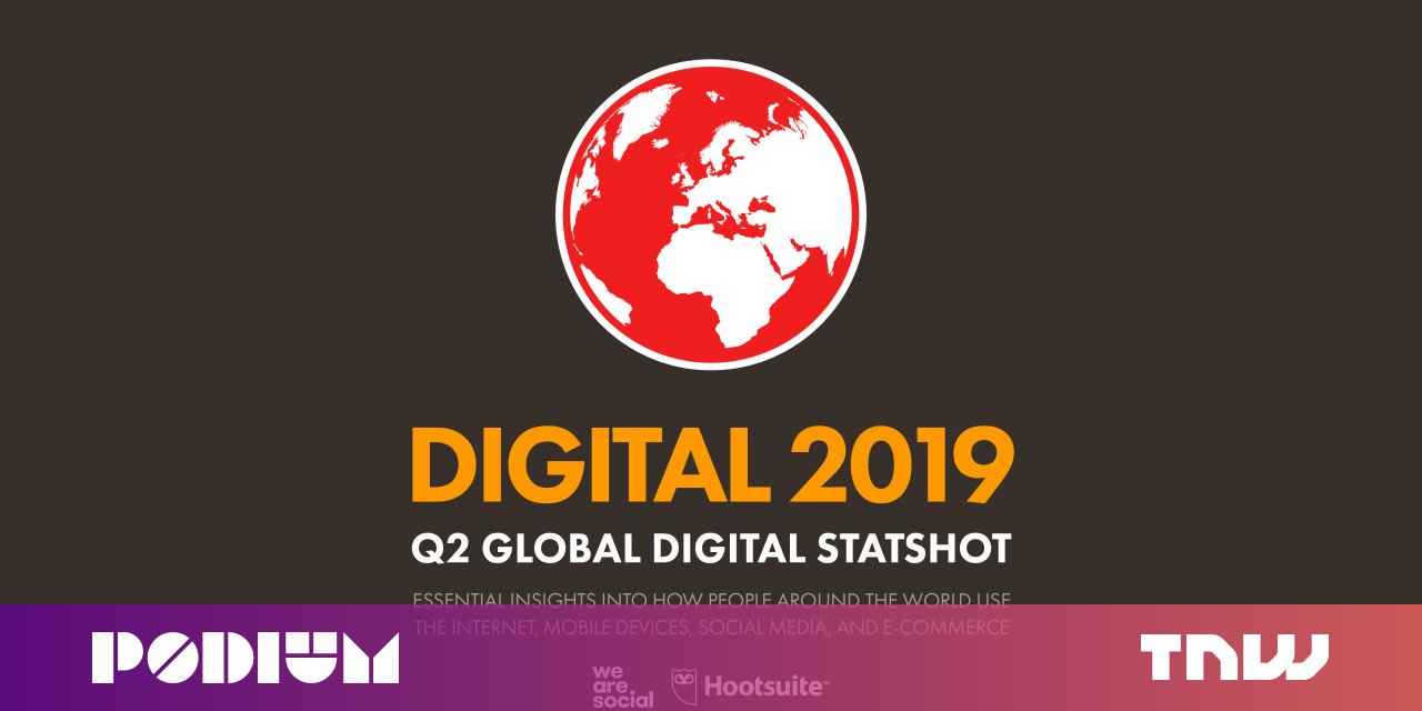 Q2 Digital Statshot 2019: TikTok Peaks, Snapchat Grows, and We Can't Stop Talking