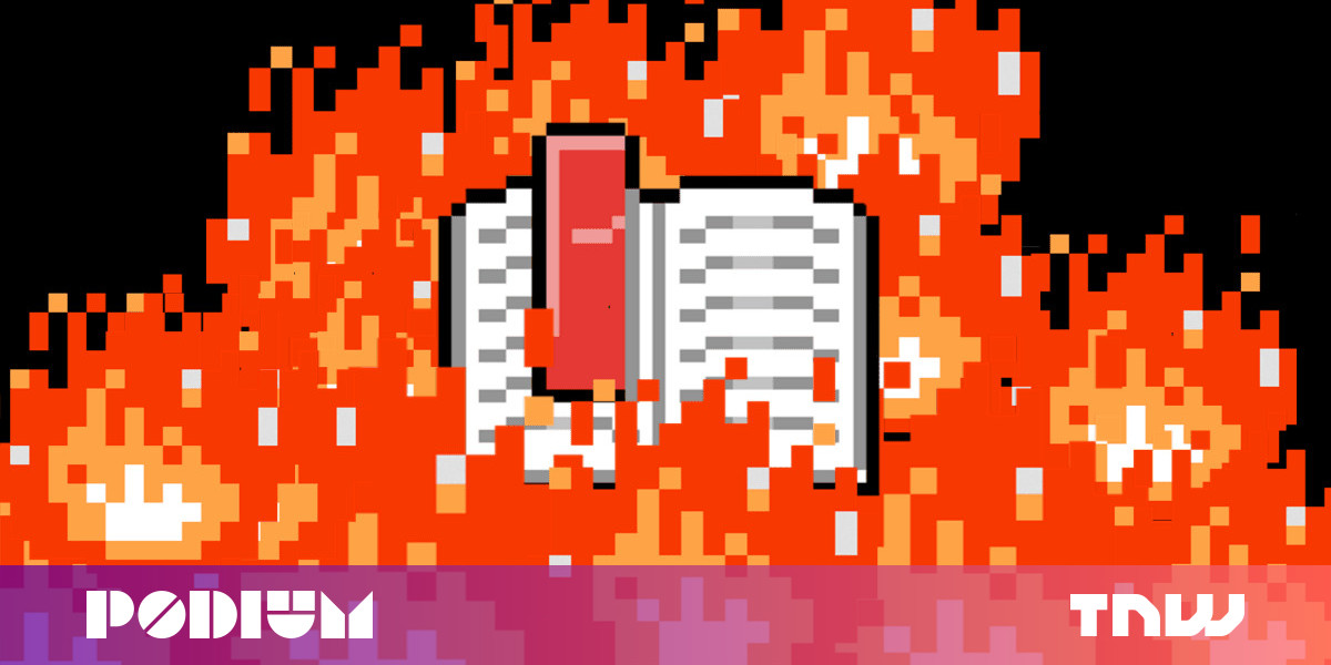 photo of Microsoft brought book burning into the digital age — and you should be worried image