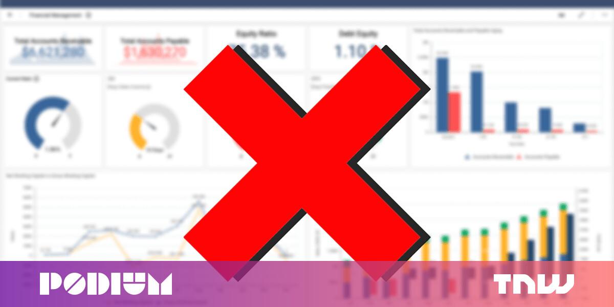 2020 will be the year AI kills company dashboards