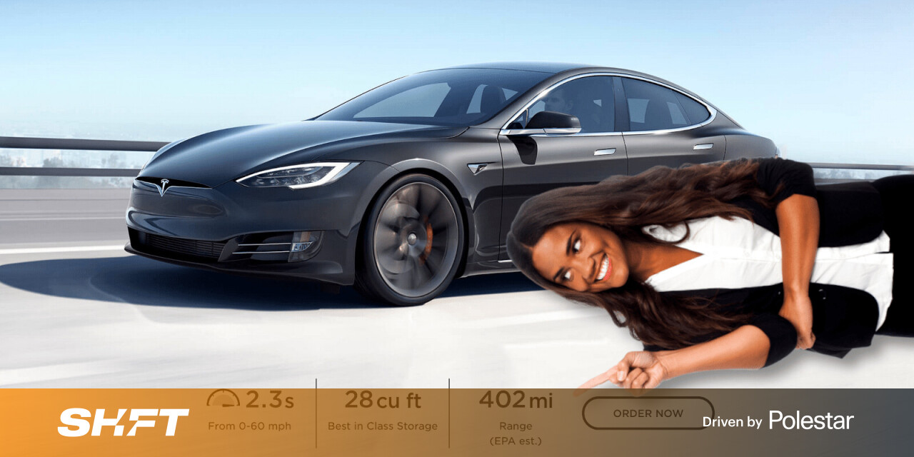 Tesla Model S can finally drive 400 miles between charges ...