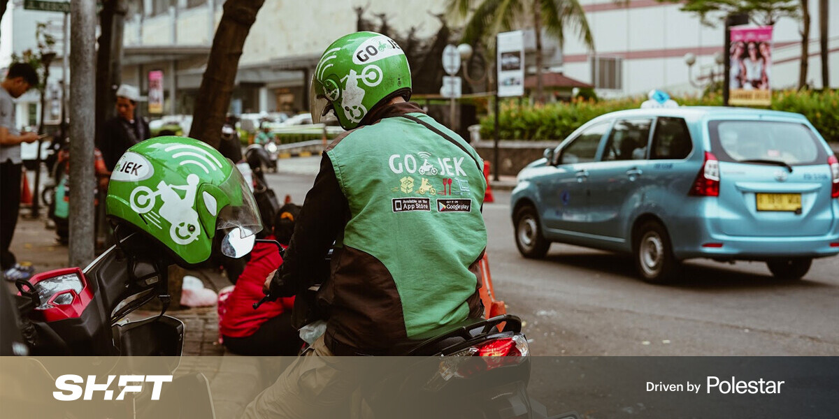 How 'last-mile' services and shared mobility can streamlining the delivery business