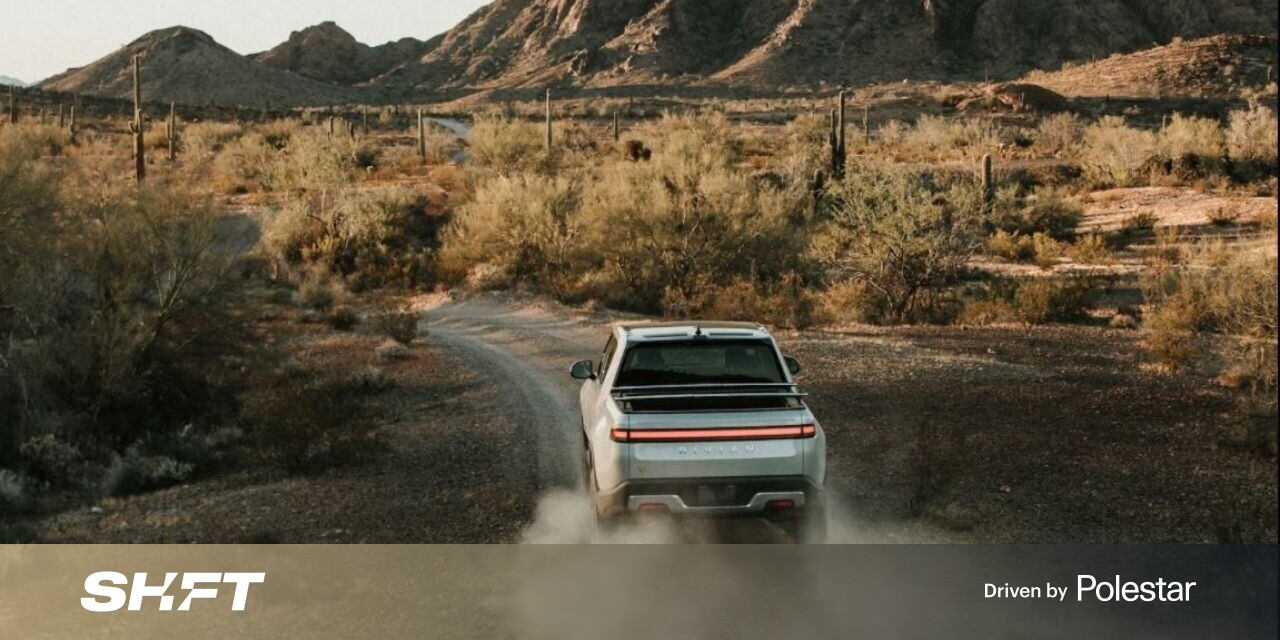 Rivian's R1T Adventure Package sets the standard for off road luxury