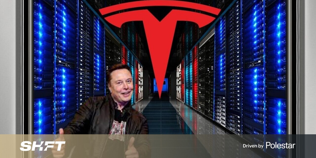 Tesla's new supercomputer is to blame for its Autopilot tech switch