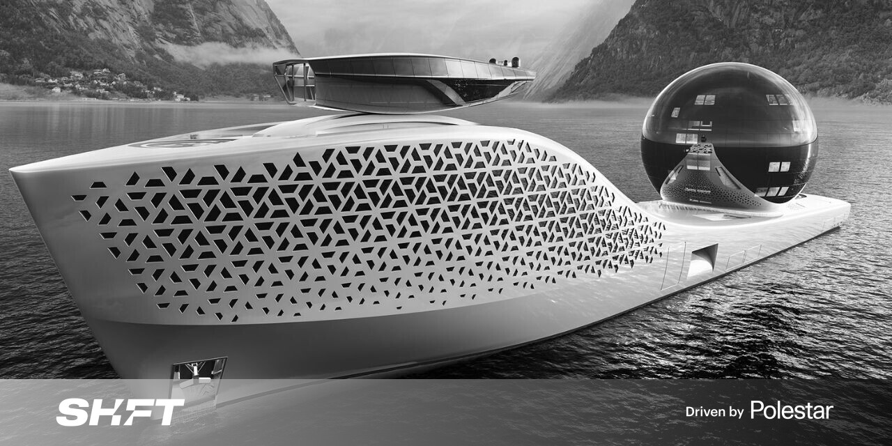 The Earth 300 superyacht aims to be the 'Noah's Ark of science'