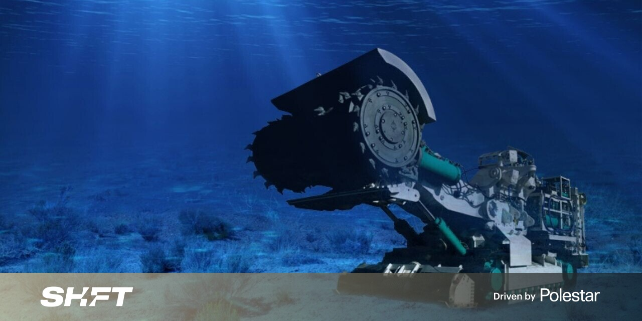 With deep-sea mining, the Pacific Islands are caught between money and the environment