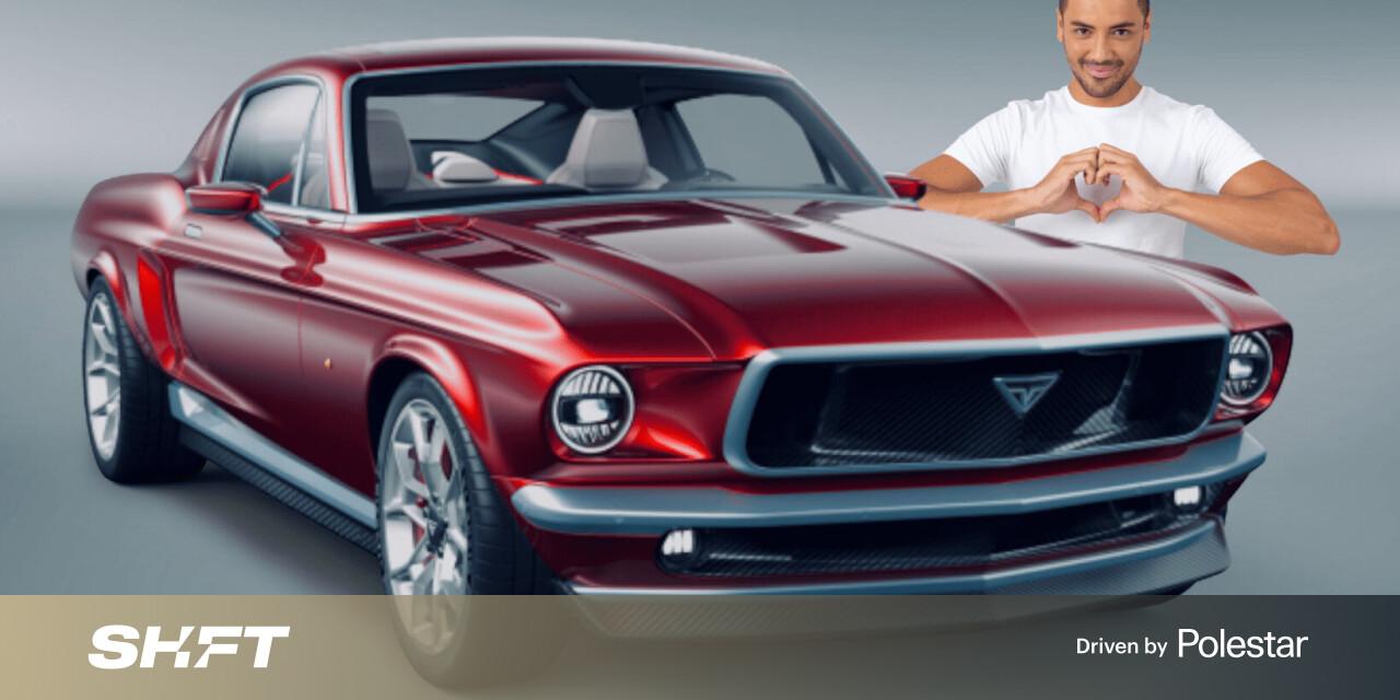 Ford Mustang chạy điện hoàn hảo thực sự là một Tesla cải tiến