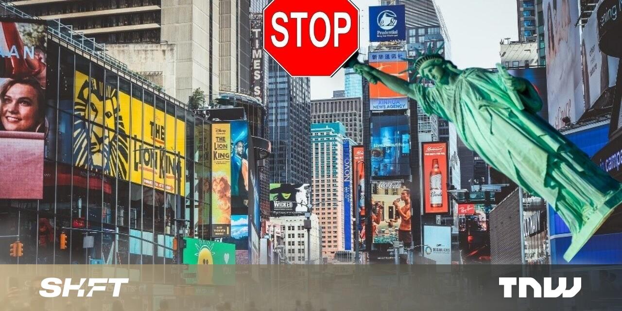 New York cấm bán xe hơi vào năm 2035 và nhiều bang khác cần tuân theo