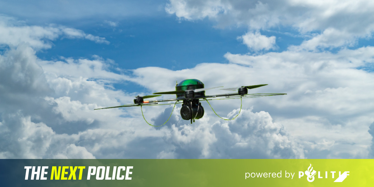 It's been 14 Years since the First Dutch Police Drone