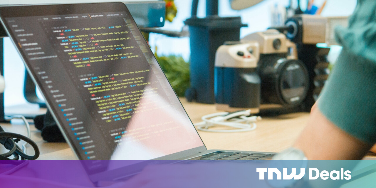 If you want to launch a computer science career, this training can get you started for just $40