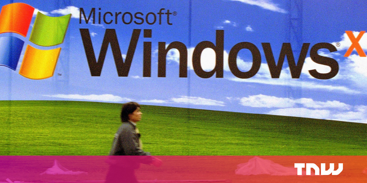 Ever wonder where the Windows XP default wallpaper came from?