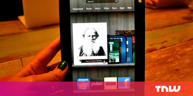 Amazon Invests in Foxit to Boost Kindle PDF Support