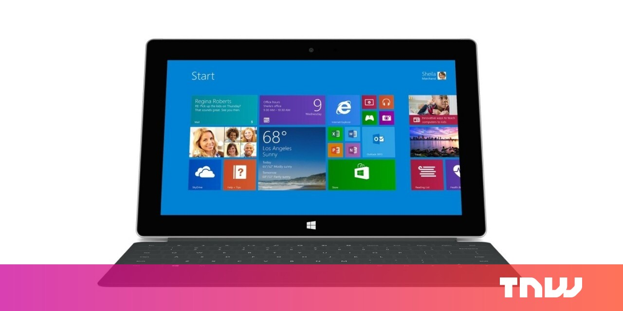 Microsoft Publishes Fix For Surface RT Battery Issues On