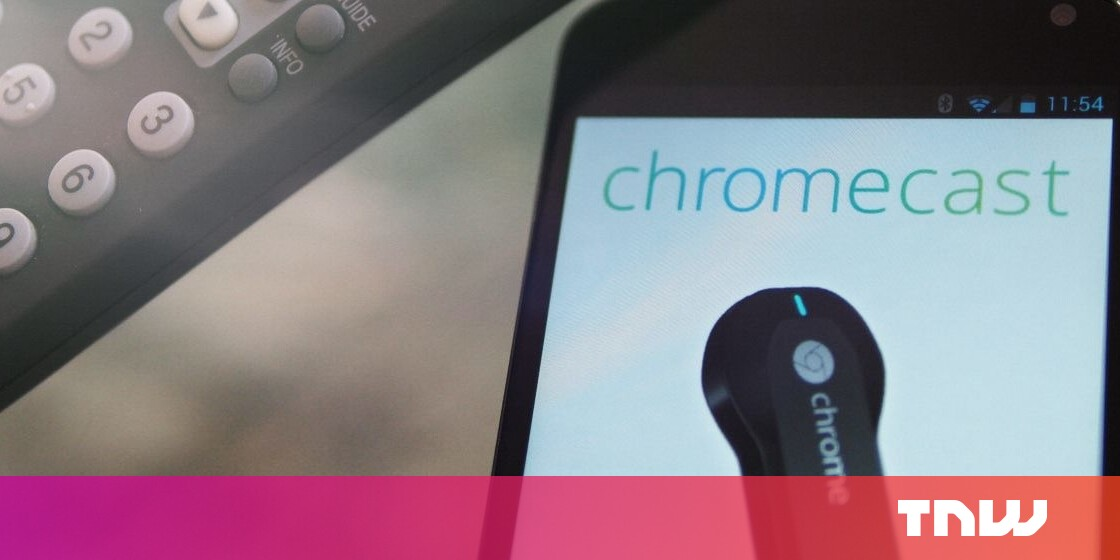 Chromecast Now Lets You Choose Your Own TV Backdrops