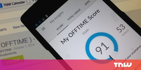 Offtime for Android Helps You Turn Off and Tune Out