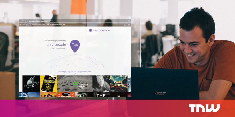 BitTorrent launches new Maelstrom browser with a view to changing the way the Web works