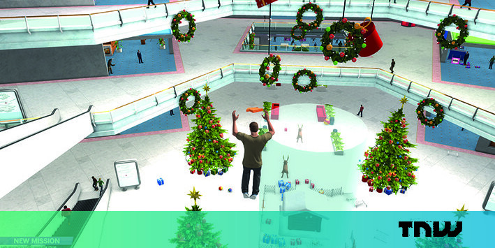 Christmas Shopper Simulator.Christmas Shopper Simulator Is The Holiday Game Of Dreams