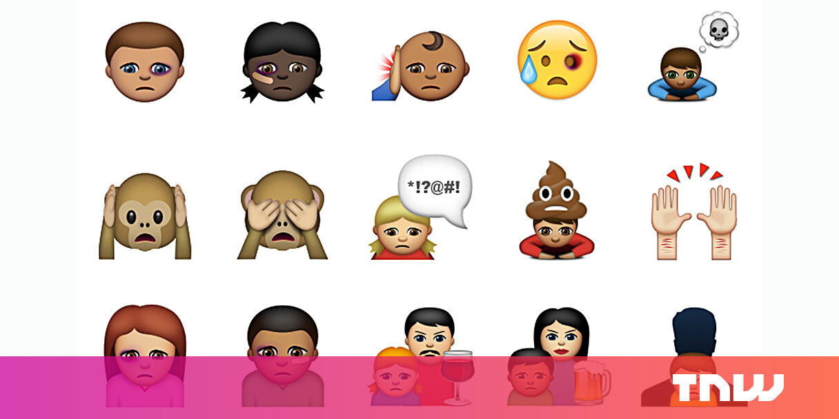 Abused Emojis Keyboard For IPhone Helps Kids Talk About