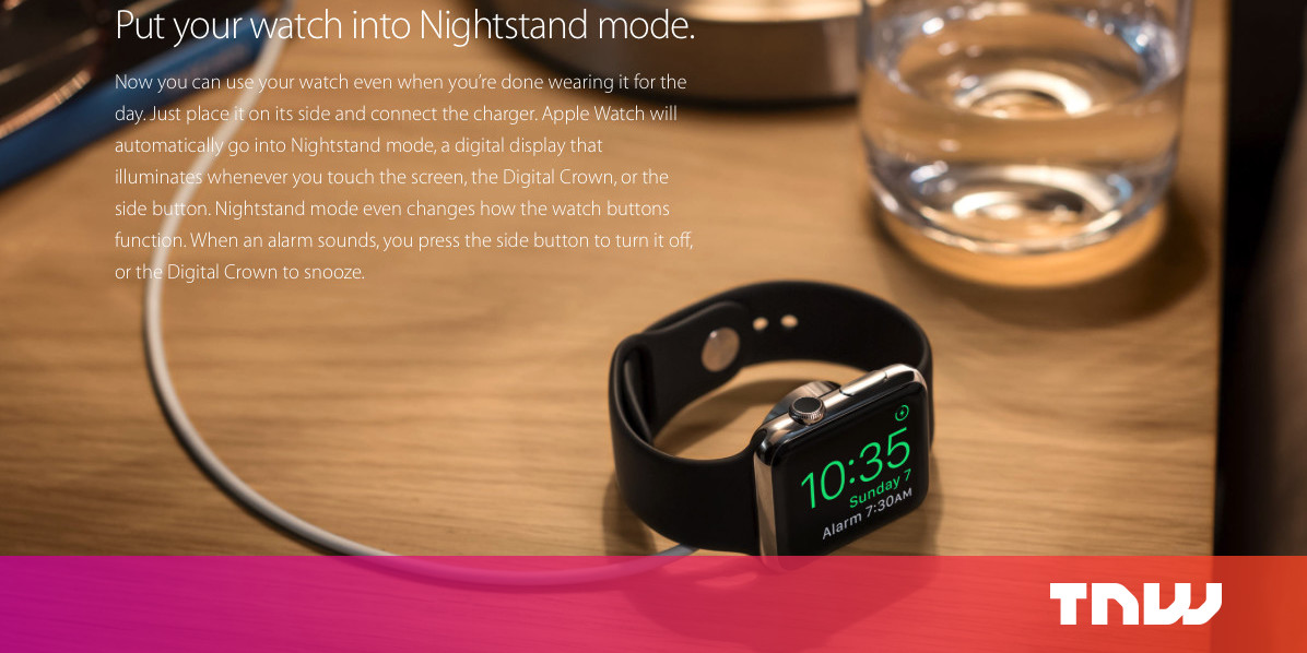 Apple's watchOS 2 may make your current Apple Watch stand obsolete