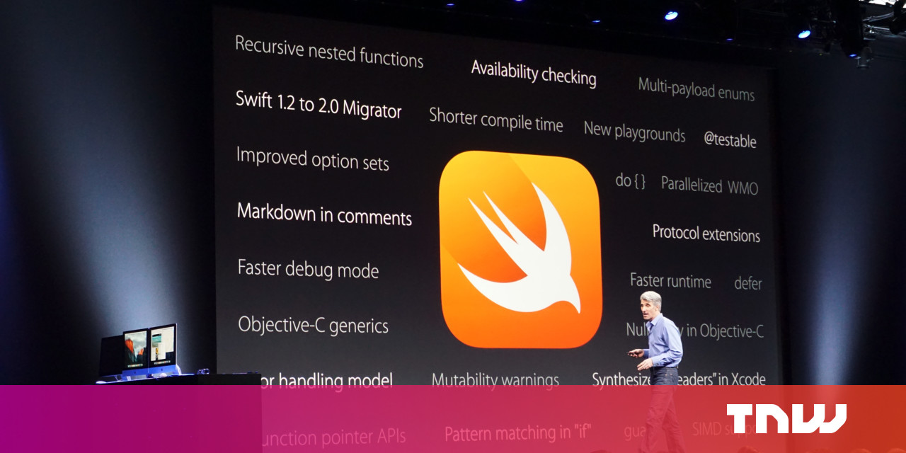 Stanford's new free Swift course on iTunes is iOS 9 ready
