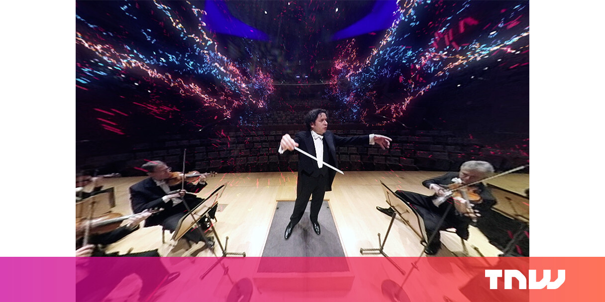 Hands-on with the new Oculus Orchestra VR app