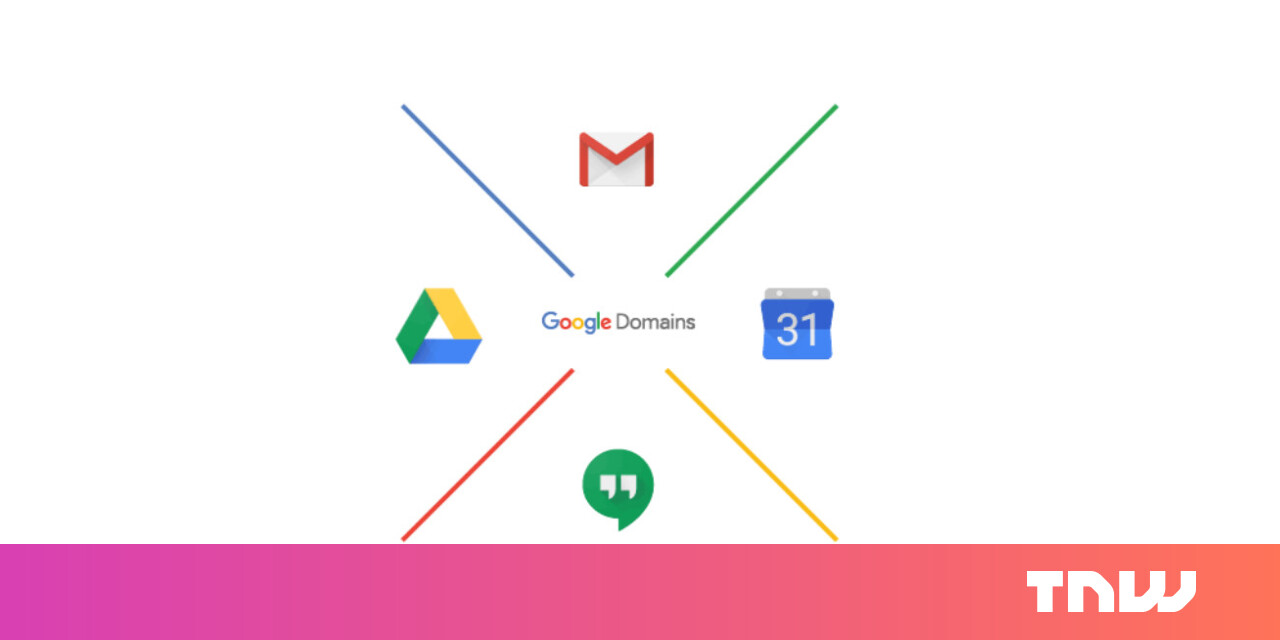 Google Domains now offers custom email addresses with its Apps for Work integration