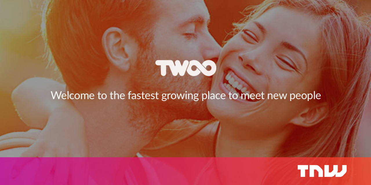 Twoo probably uses your Formspring identity for its dating site