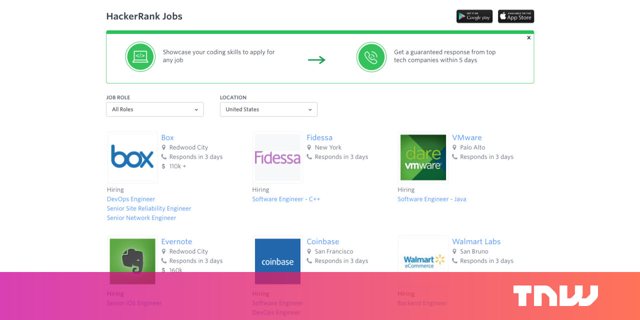 HackerRank Jobs is helping people land tech jobs based on skill, not