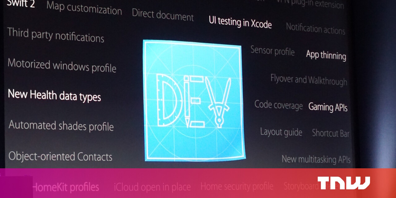 Apple releases new beta builds for iOS, OS X, watchOS and tvOS for developers