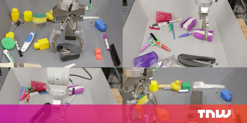 Google's robots teach themselves to do things and it's terrifying