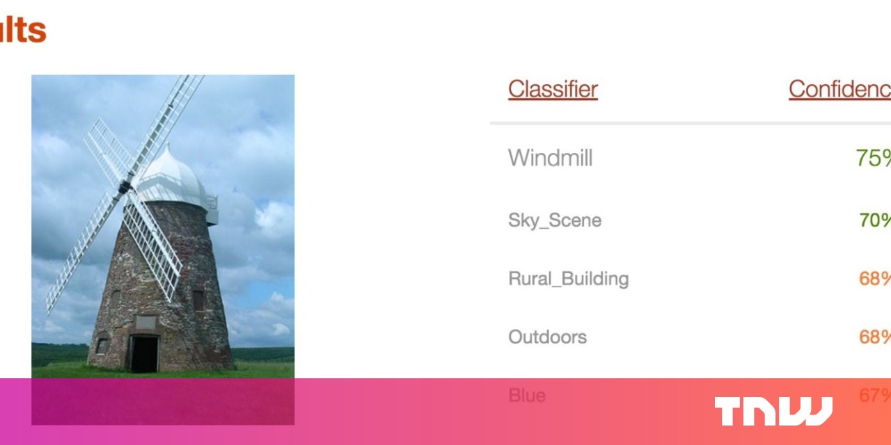 IBM Watson is creepily good at guessing what's in photos