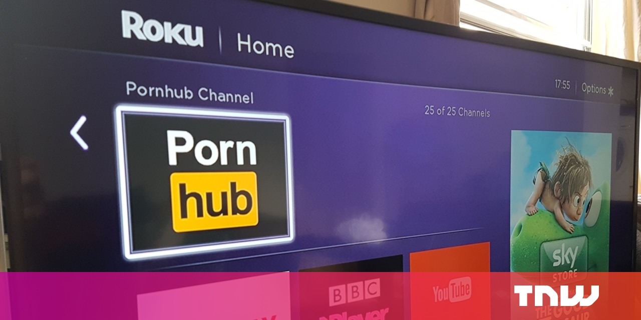 Application Porn you can now watch pornhub on your tv for free