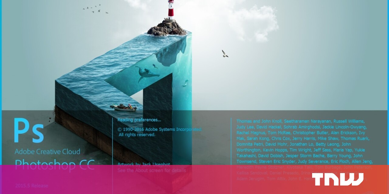 Photoshop CC 2015.5 gets a more powerful Liquify tool and more