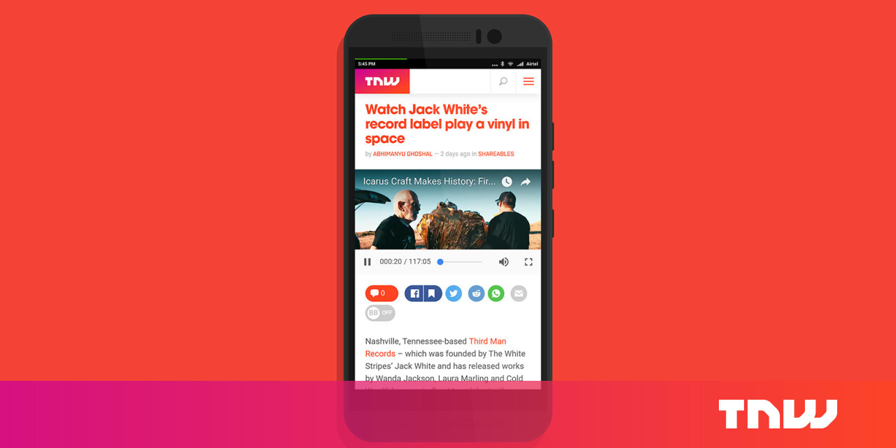 Google is fixing Chrome's laggy video playback on Android