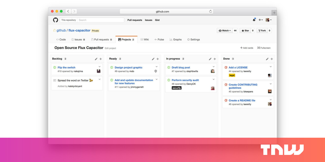 GitHub boosts collaboration with new project management tools