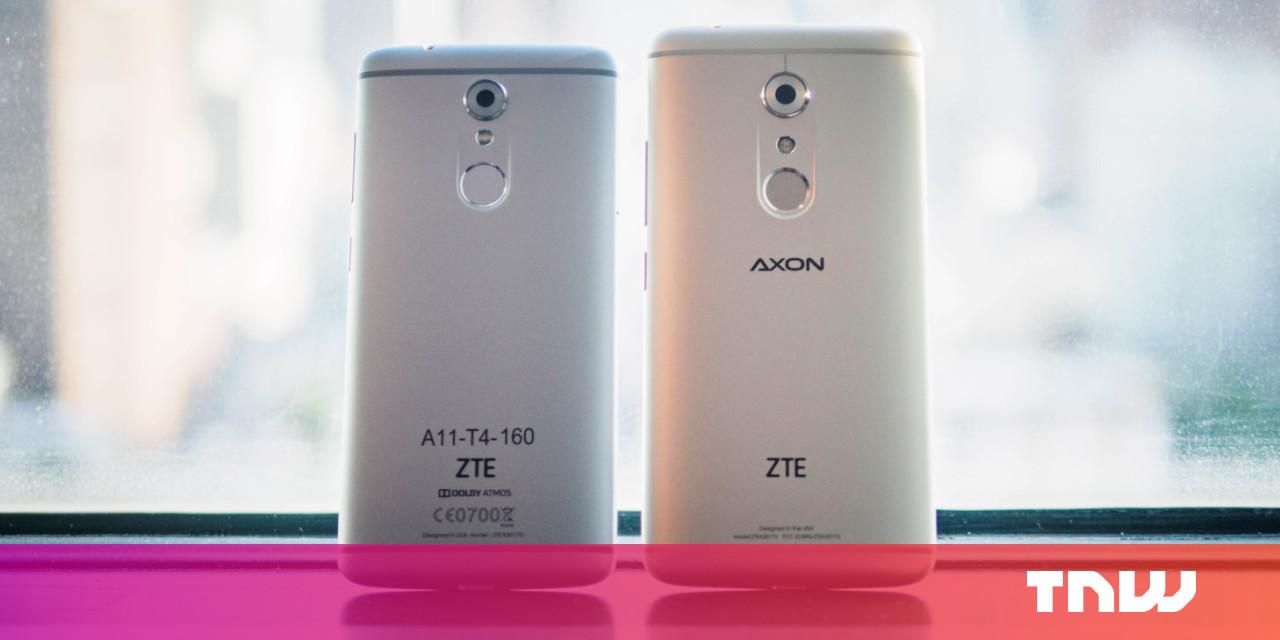 Hands-on: ZTE's smaller, cheaper Axon 7 Mini downgrades the