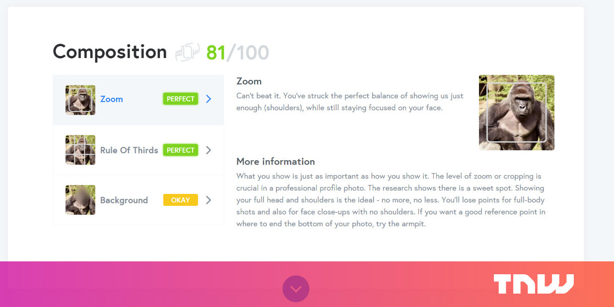 Can an AI perfect your LinkedIn profile picture?