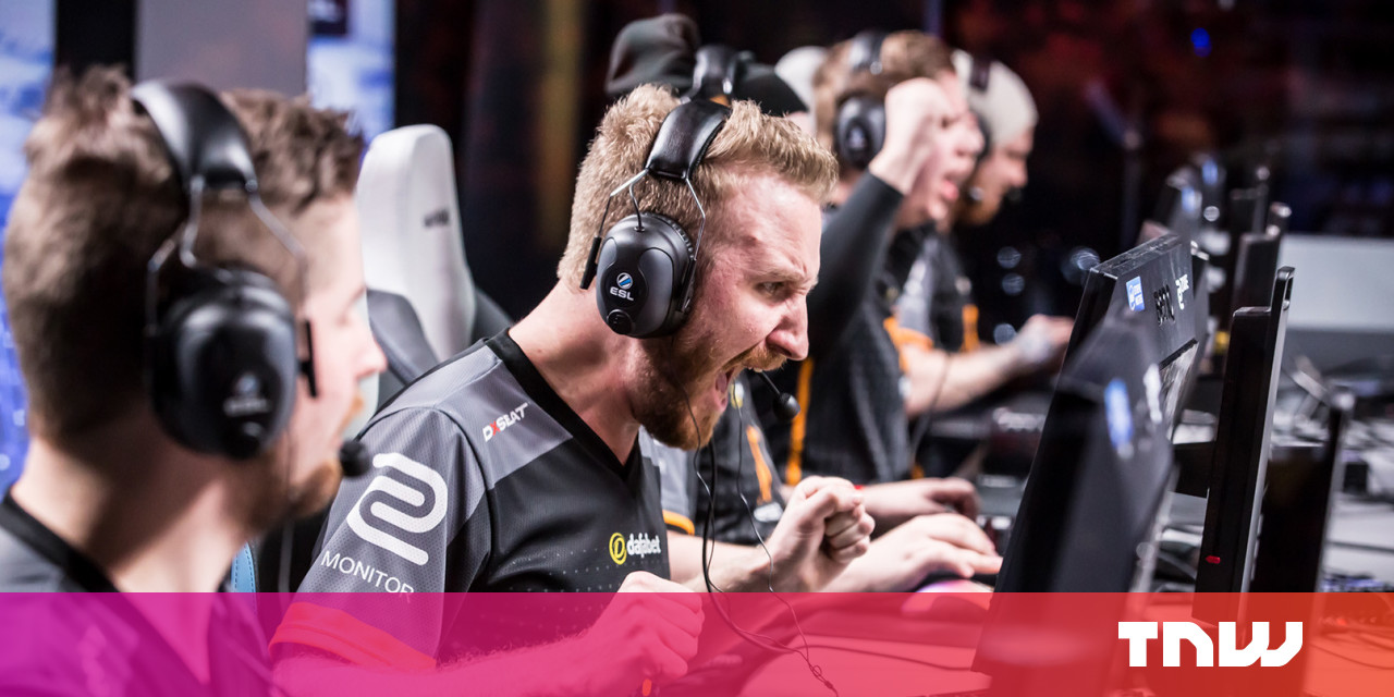 Esports pros don't worry about younger competitors with