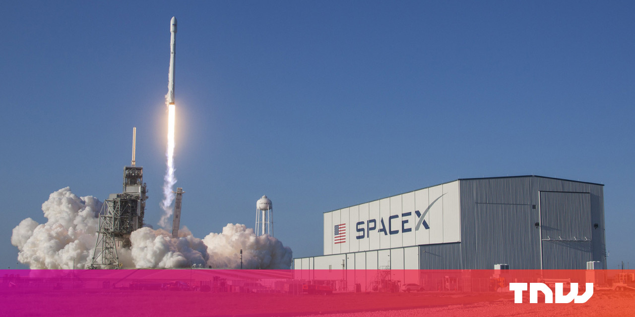 SpaceX plans to blow up a rocket over the Atlantic Ocean next week (and you can watch it live)