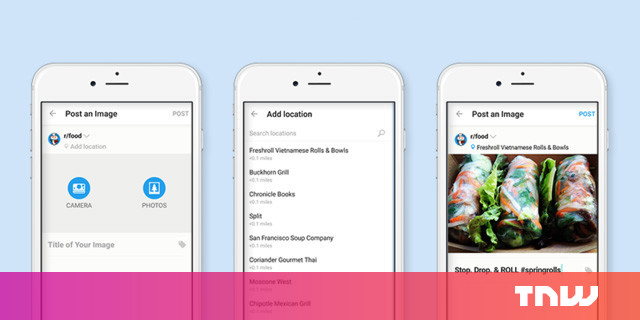 Reddit's new geotagging feature could change the platform